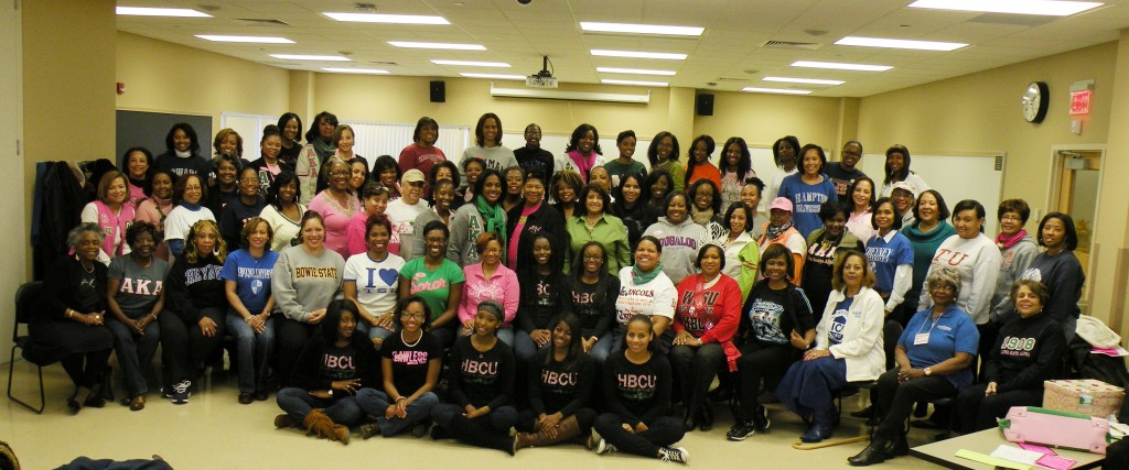 Alpha Kappa Alpha Sorority, Inc. Think HBCU